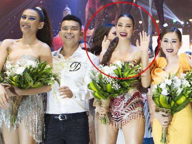 HH Phạm Hương bị tung video nghi ngờ cố tình chơi xấu HH Hương Giang?