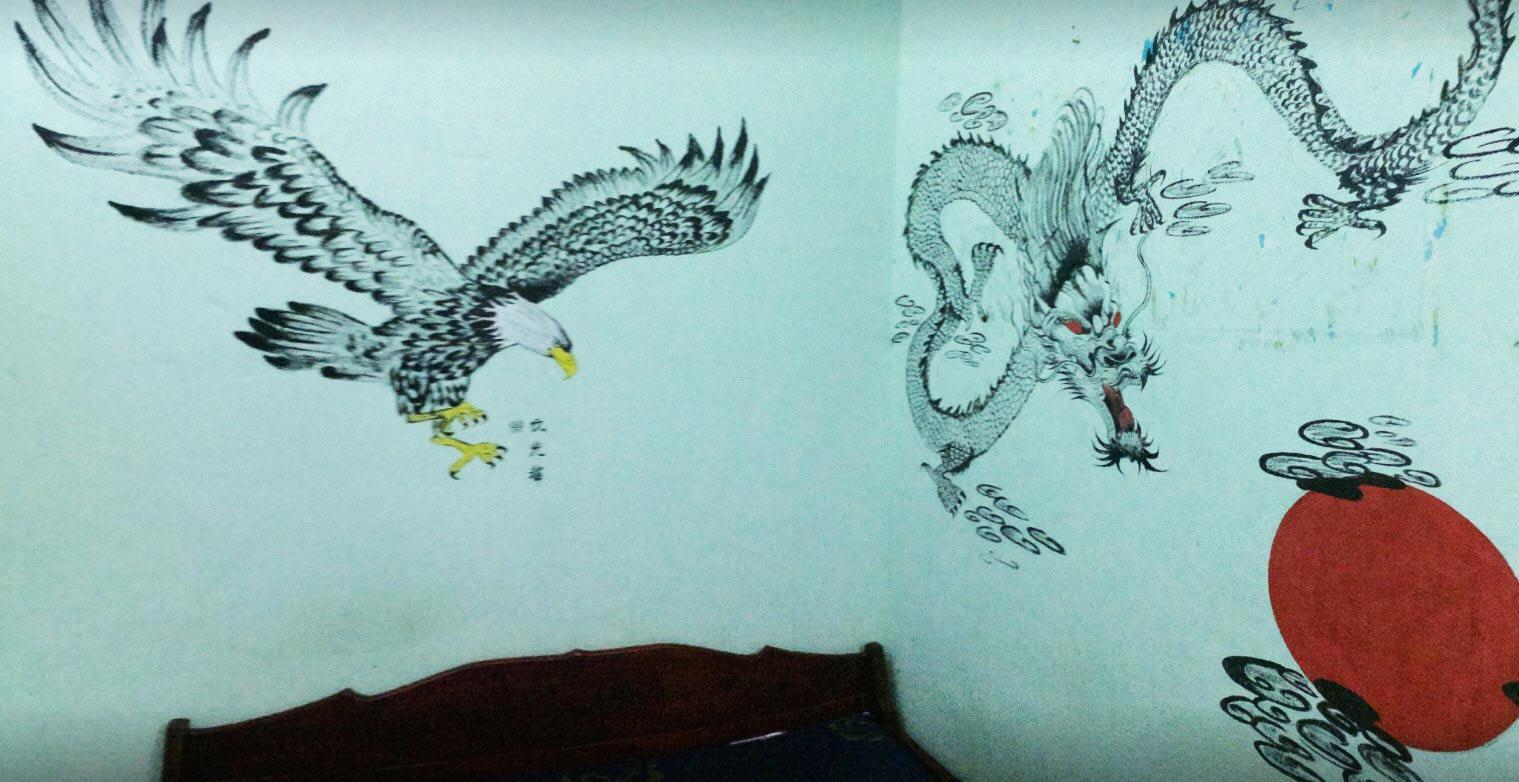\u0026#34;lieu\u0026#34; ve tranh phong canh, rong chim khap