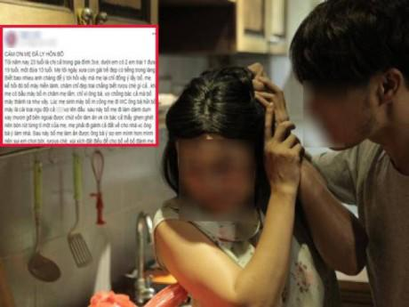 """Cảm động trước bức thư con gái gửi mẹ bị bạo hành: """"Cảm ơn mẹ đã ly hôn bố"""""""