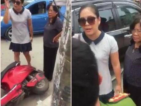 """Vì sao nữ tài xế va chạm giao thông rồi nói """"con người không quan trọng"""" không bị khởi tố?"""