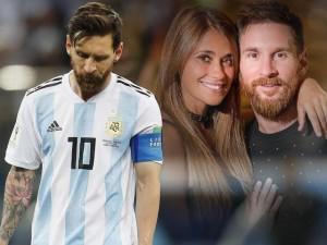 Ngôi sao 24/7: Nếu cả thế giới có quay lưng với Messi, vẫn còn vợ con anh luôn bên cạnh!