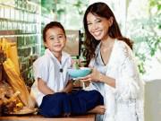 Kinh nghiệm nuôi con sinh non từ câu chuyện của minh tinh nổi tiếng Singapore