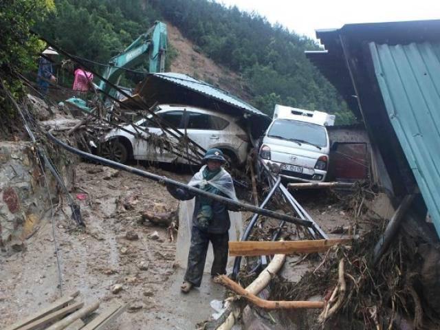 Lũ quét kinh hoàng ở Lai Châu: Số người chết và mất tích tiếp tục tăng