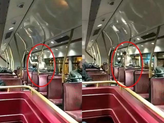 Cặp đôi khỏa thân mây mưa ngay trên xe buýt mặc kệ ánh nhìn của những người xung quanh