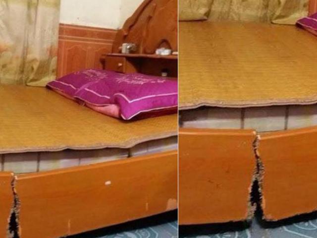 Tin tức 24h: Cặp đôi mây mưa đến… sập cả giường khiến lễ tân nhà nghỉ bối rối