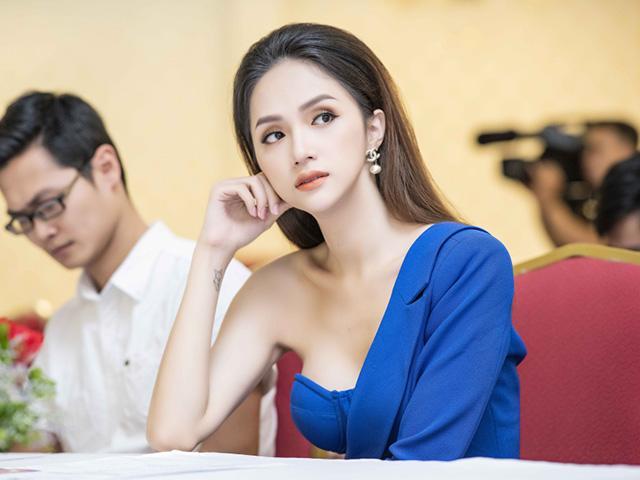 Hoa hậu Hương Giang diện đồ bất đối xứng, kêu gọi cộng đồng bớt kỳ thị người chuyển giới