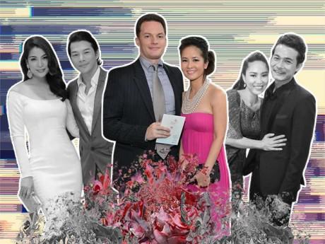 5 gia đình sao Việt từng là hình mẫu hạnh phúc gây bất ngờ khi tuyên bố chia tay