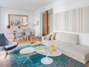 4 kiểu thiết kế nội thất căn hộ nhỏ hẹp mà vẫn tiện nghi, thoải mái