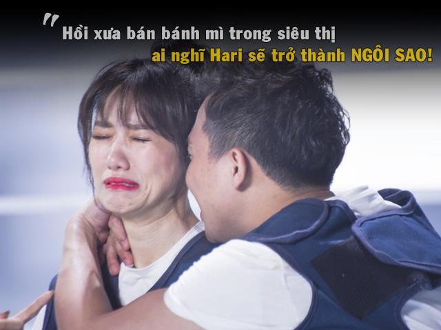Hari Won bật khóc thú nhận: Cuộc đời tôi làm gì cũng sai, chỉ có lấy Trấn Thành là đúng