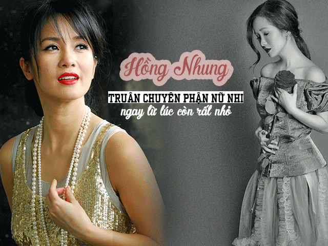 Chuyện đời của diva Hồng Nhung: Trời xanh ghét lắm phận má hồng?