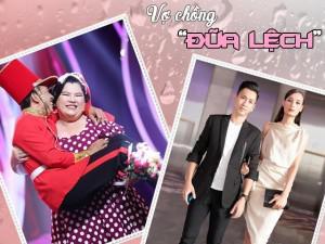 """Soi TV Show: Điều xúc động nghẹn lòng về hôn nhân của 4 cặp đôi """"đũa lệch"""" showbiz Việt"""