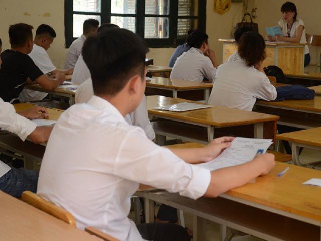 Hậu Kỳ thi THPT Quốc gia 2018: Vì sao đề thi khiến giáo sư bó tay, giáo viên bật khóc?