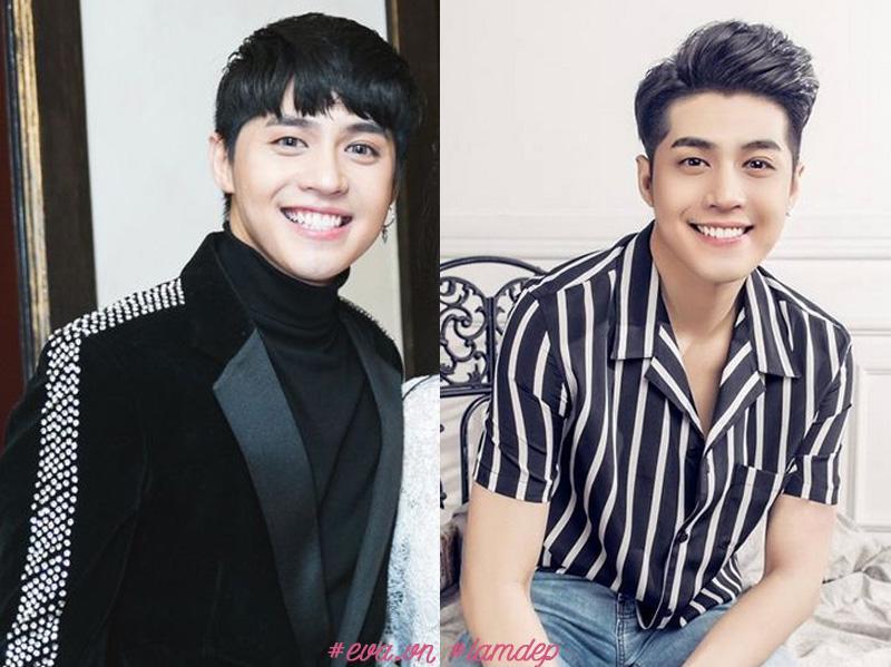 """Noo Phước Thịnh cũng có lúc """"nham nhở"""" bởichọn nhầm hair stylist."""