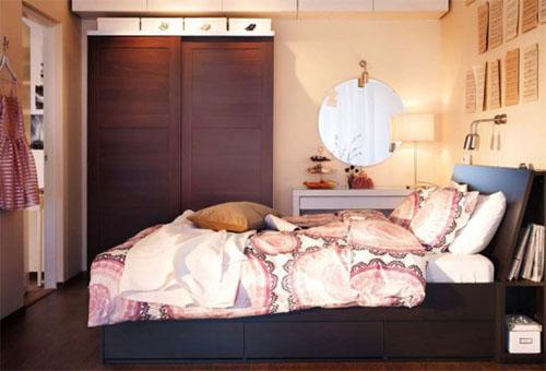 Xu hướng trang trí phòng ngủ của năm 2012 - 3