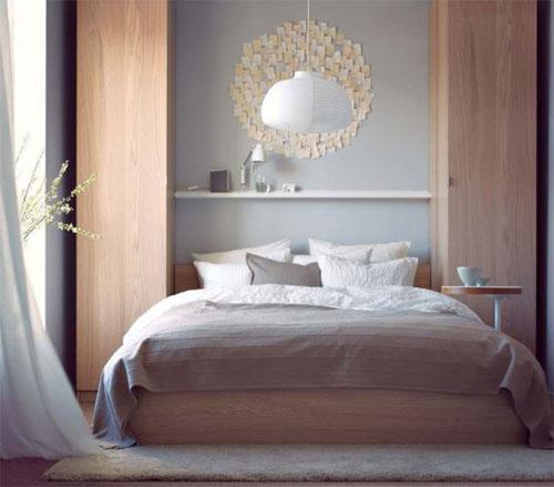 Xu hướng trang trí phòng ngủ của năm 2012 - 6