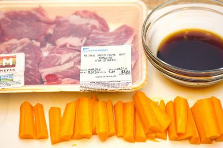 Nhanh tay với thịt bò cuộn cà rốt, Bếp Eva, mon ngon, nau an, mon ngon de lam, bep eva, nau gi hom nay, hom nay nau gi, thịt bò cuộn rau, thịt bò cuộn cà rốt
