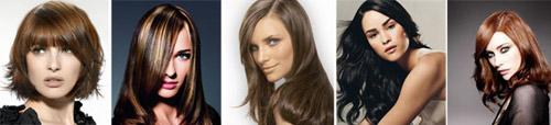 Màu tóc lên ngôi mùa đông 2012 - 11