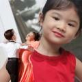 Làm mẹ - Con gái Trương Ngọc Ánh nhảy 'cực sung'