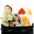 Làm mẹ - Bí kíp bỏ túi cho bé đi du lịch