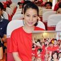 Làng sao - Trương Ngọc Ánh làm đại sứ hiến máu