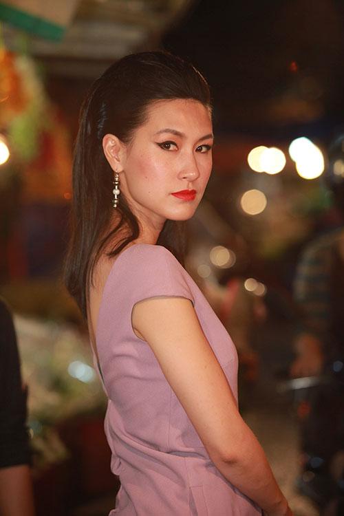 "kathy uyen ""danh nhau"" voi dong nghiep - 1"