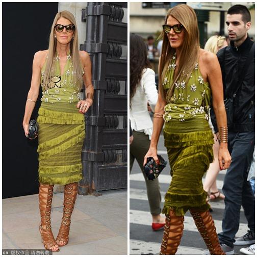 street style 'an tuong' tai paris fashion week - 1