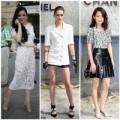 Thời trang - Street style 'ấn tượng' tại Paris Fashion Week