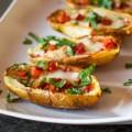 Bếp Eva - Khoai tây nướng vị pizza