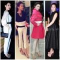 Thời trang - Khi sao Việt 'đụng hàng' cả giày dép