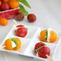 Bếp Eva - Salad cà chua que tươi ngon
