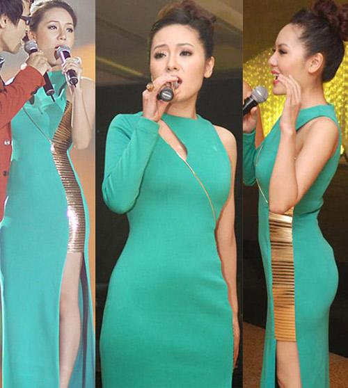 hanh trinh 'lot xac' ca tinh cua phuong linh - 5