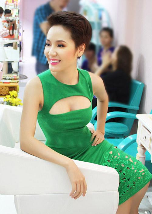 hanh trinh 'lot xac' ca tinh cua phuong linh - 12
