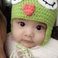 Ngắm ảnh bé - Siêu mẫu nhí: Cô bé mắt đẹp, ngắm là mê