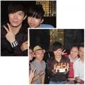 Làng sao - Fan tổ chức sinh nhật sớm cho Nathan Lee