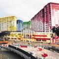 Nhà đẹp - Tham quan tòa nhà sặc sỡ Rochor, Singapore