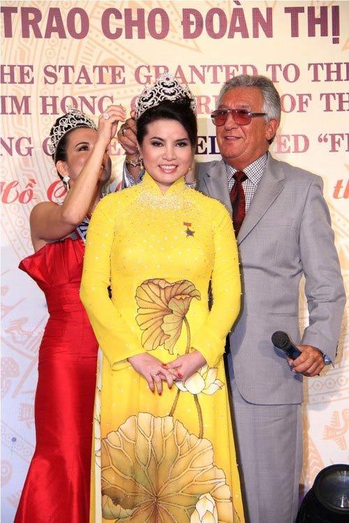 vuot scandal, ts kim hong tiep tuc lam giam khao - 2