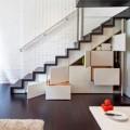 Nhà đẹp - Mẹo thiết kế tủ cầu thang hữu ích
