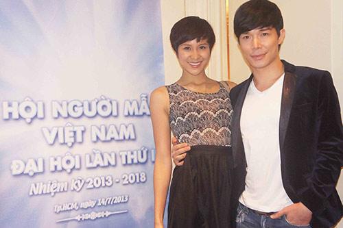 """nathan lee tro lai voi """"nguoi yeu"""" phuong mai - 3"""