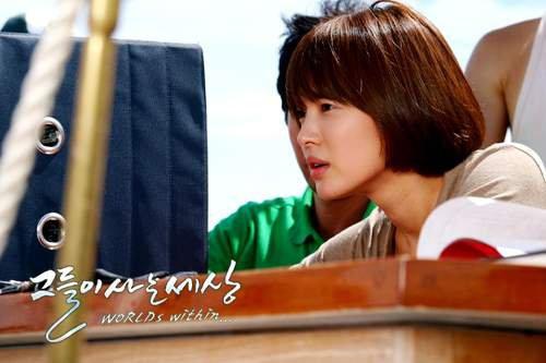 4 kieu toc gay 'sot' cua song hye kyo - 12