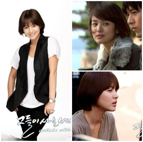 4 kieu toc gay 'sot' cua song hye kyo - 13