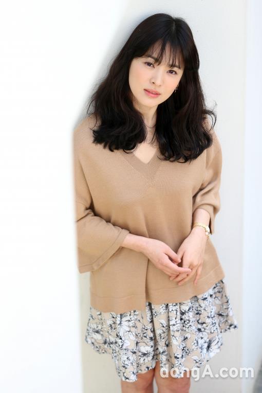 4 kieu toc gay 'sot' cua song hye kyo - 10
