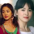 Làm đẹp - 4 kiểu tóc gây 'sốt' của Song Hye Kyo