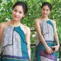 Làng sao - Ngẩn ngơ ngắm vẻ đẹp của bạn gái Johnny Trí Nguyễn