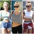 Thời trang - Miley Cyrus 'phải lòng' áo lửng