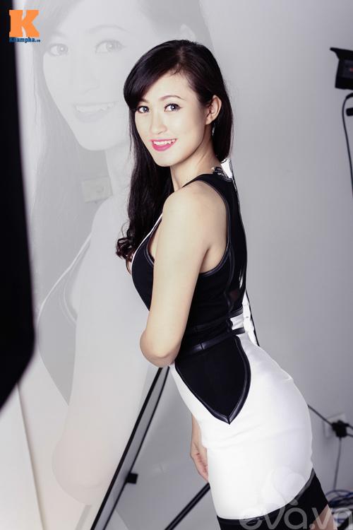 eva dep: vay ao don gian nang van 'sexy' - 8