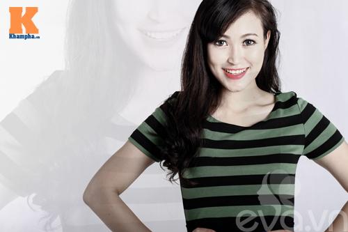 eva dep: vay ao don gian nang van 'sexy' - 14