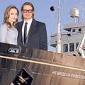 Làng sao - Brangelina thuê tàu 10 tỷ cho đám cưới