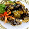 Bếp Eva - Sò lụa xào sa tế cuối tuần