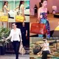 """Thời trang - """"Đọc hiệu"""" BST túi tiền tỷ của Thanh Hằng"""