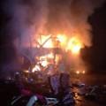 Tin tức - Thái Lan: Tai nạn xe bus, 19 người chết cháy